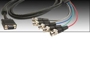 Gefen CAB-VGA-RGB-06 VGA to RGBHV Male 6 ft Cable