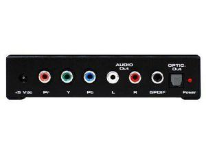 Gefen EXT-COMPAUD-141R Component Video w/ Audio CAT5 Receiver