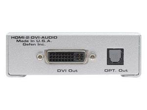 Gefen EXT-HDMI-2-DVIAUD GEFEN HDMI TO DVI   DIGITAL AUDIO CONVERTER