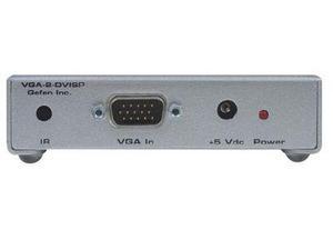 Gefen EXT-VGA-2-DVISP GEFEN VGA TO DVI CONVERTER ( SCALER ) W/ASPECT CONTROL