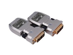 Gefen EXT-DVI-FM500 DVI FM 500 Extender (Transmitter/Receiver) Kit
