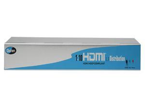 Gefen EXT-HDMI1.3-1410-SIL 1x10 HDMI Splitter