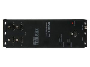 Gefen GTB-MHDMI1.3-144-BLK Geffen Toolbox 1:4 HDMI 1.3 Splitter GTB-MHDMI1.3-144-BLK
