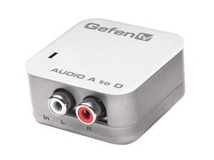 Gefen GTV-AAUD-2-DIGAUD Analog Audio to Digital Audio Converter/Pre-Order
