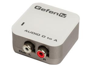 Gefen GTV-DIGAUD-2-AAUD Digital To Analog Audio converter
