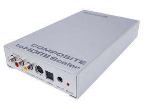 Gefen GTV-COMPSVID-2-HDMIS Composite Video to HDMI Scaler/Pre-Order