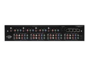 Gefen EXT-COMPAUD-CAT5-444 4x4 Component w/Audio CAT5 Matrix (Pre-Order)