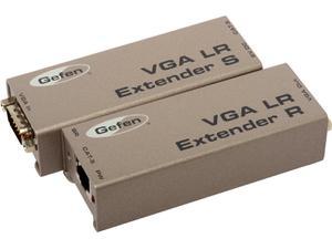 Gefen EXT-VGA-141LR VGA/Component Video Extender(Receiver/Sender) Kit  Up to 330ft