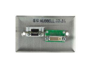 Gefen WP-HDMI-DVI GEFEN HDMI/DVI Combo Wall Plate
