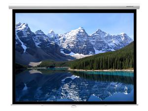 Grandview CB-P109(16:10)WM5(SSW) 109 inch Cyber Manual Screen with Slow Retraction (White)