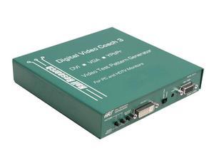 Hall Research DVC-3 DVC-3 DVI / VGA / YPbPr Video Test Pattern Generator