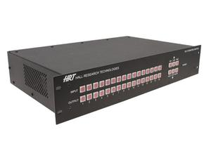 Hall Research VSM-8-JR16 8x16 VGA Video Matrix Switch with Bi-directional RS232 over CAT5