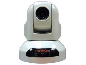 HuddleCamHD HC10X-USB2-WH 10x Optical Zoom USB 2.0 1920 x 1080p 57 degree FOV Camera (White)