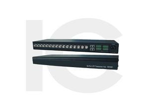 ICRealtime IVB-1610R 16 Channel Active UTP Cat5/6 Video Balun Hub