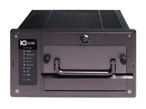 ICRealtime NVR-M704GCW 4 Channel Mobile NVR/Integrated 4 Port POE Switch/WIFI Capable/500GB HDD Included