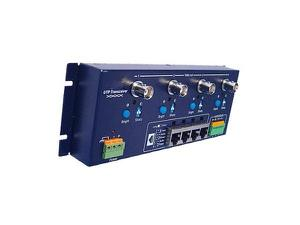 ICRealtime IVB-401T Video/Audio/PTZ Signal 4 CH ACTIVE Extender (Transmitter)