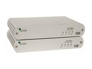Icron 5363 KVM/HDMI/USB 2.0 Extender (Transmitter/Receiver) Set over 100m CAT5e/6/7