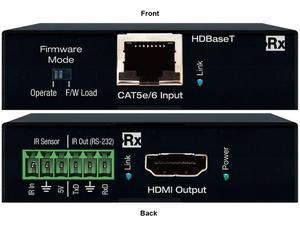 Key Digital KD-X88SHRX UHD/4K Short Range HDMI Extender (Receiver) for KD-Pro8x8D
