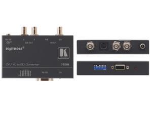 Kramer 7508 Multi-Standard Composite Video and S-Video to SDI Format Converter