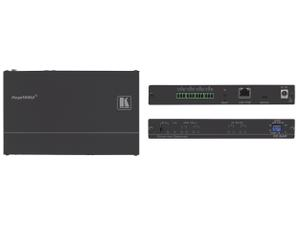 Kramer FC-54P 4-Port Multi-Function Serial/IR/GPIO/Relay PoE Control Gateway