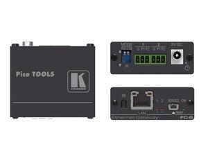 Kramer FC-6 2-port Multi-Function Serial/IR Control Gateway