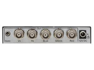 Kramer VP-102xl VGA Video to RGBHV and Audio Format Converter