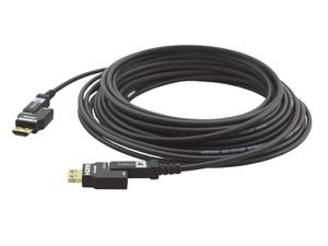 Kramer CRS-AOCH/XL-50 50ft/15.2m Rental/Staging Active Optical Pluggable HDMI Cable