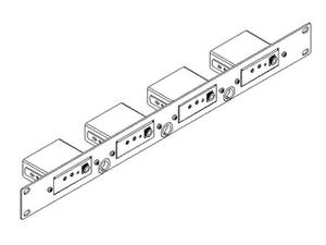Kramer RK-4PT 19-Inch Rack Adapter for Pico TOOLS