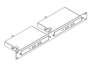 Kramer RK-T2B 19-Inch Rack Adapter for MegaTOOLS