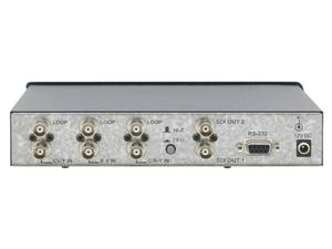 Kramer FC-7501 Multi-Standard Composite Video/ s-Video and Component Video to SDI Format Converter