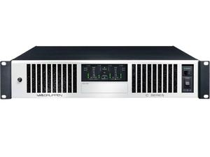Lab.gruppen C 16:4 230E 1600W 4-Ch Amplifier w NomadLink Network Monitoring/Dedicated Control for Install Applications/230E
