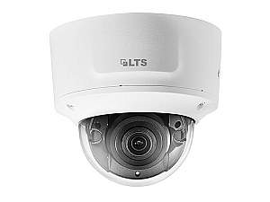 LTS CMIP7863W-SZ Platinum Varifocal Motorized Dome IP Camera/6MP