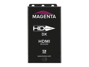 Magenta Research 2211094-02 HD-One DX HDMI 4K UHD HDBaseT Extender (Receiver) 328 ft
