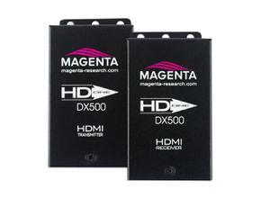 Magenta Research 2211114-02 HD-One DX500 HDMI UTP Extender (Transmitter/Receiver) Kit 500 feet