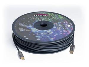Magenta Research MG-AOC-661-30 HDMI 2.0 Active Optical Cable 100ft (30m)