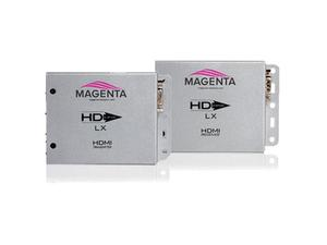 Magenta Research 2211078-02 HDMI Video/Audio/IR/RS232 Extender (Receiver/Transmitter) Kit over Cat5e/6/6e/7