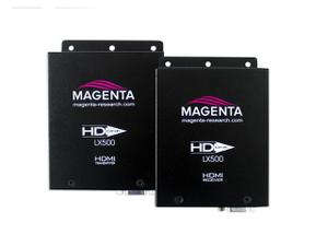 Magenta Research 2211113-02 HD-One LX500 HDMI UTP Extender (Transmitter/Receiver) Kit 500 ft with IR/RS-232