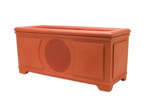 Niles PB6SIPRO Terracotta 6 inch 2-Way Terracotta High Performance Planter Box Loudspeaker