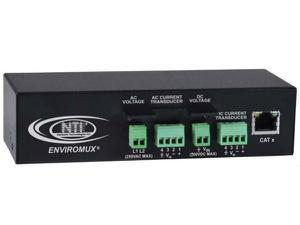 NTI e-acdclm AC/DC Voltage and Current Monitor
