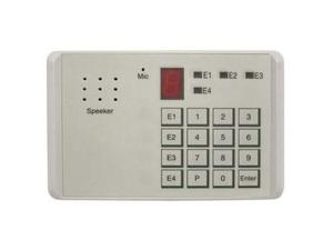 NTI e-avds-celc Low-Cost Automatic Voice Dialer System/CE/Calls 4 Phone Numbers/1 Input Channel