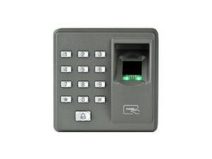 NTI e-fackr RFID Access Control Keypad with Biometric Fingerprint Reader