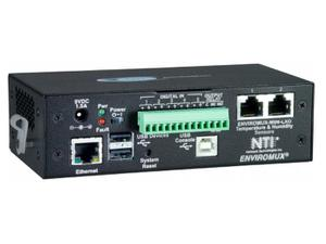 NTI e-mini-lxo-d Mini Environment Monitoring System/DIN Mount Kit