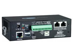 NTI e-mini-lxob-d Mini Environment Monitoring System/Back-up Battery/DIN Mount Kit