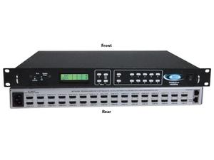 NTI sm-16x16-hd4k 16x16 4K 18Gbps HDMI Video Matrix Switch