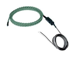NTI e-cd100-5 Chemical Detection Sensor (100ft Chemical Sensor Cable/5ft 2-Wire Cable)