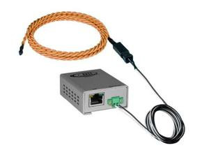 NTI e-lds200-10 Legacy Liquid Detection Rope Sensor (200ft Water Sensor Cable/10ft 2-Wire Cable)