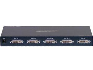 Ophit DMS-R401 4:1 OPHIT DVI SWITCHER ( HDCP COMPLIANT )