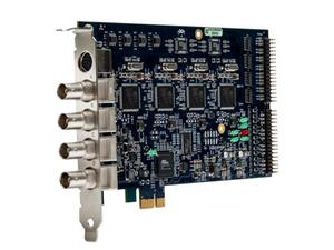 Osprey 95-00471 PCIe 4 Channel Analog Video Capture Card/Audio/expansion (460e)