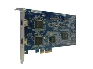 Osprey 95-00488 Dual 3G HD HDMI inputs Video capture card with embedded audio (821e)