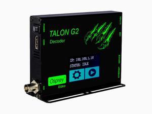 Osprey 96-02021 SDI/HDMI Talon G2 Decoder with Touch Display